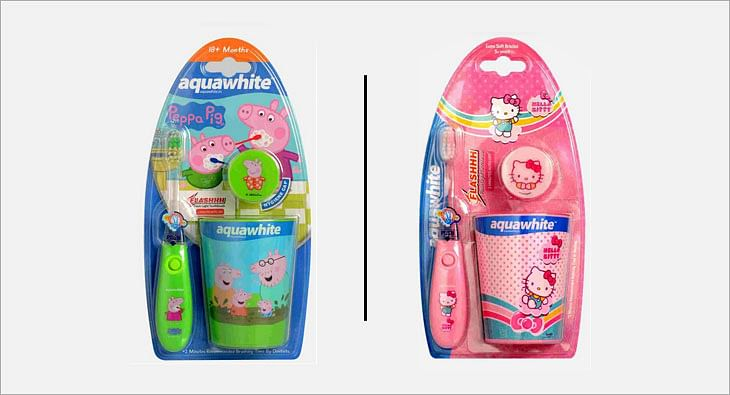 Aquawhite Peppa Pig and Hello Kitty range?blur=25