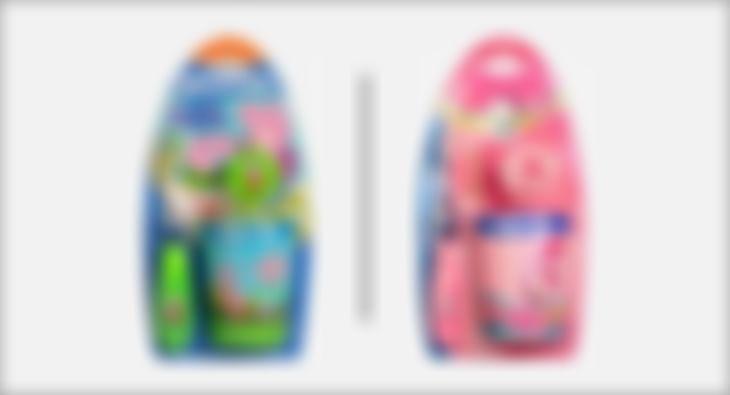 Aquawhite Peppa Pig and Hello Kitty range