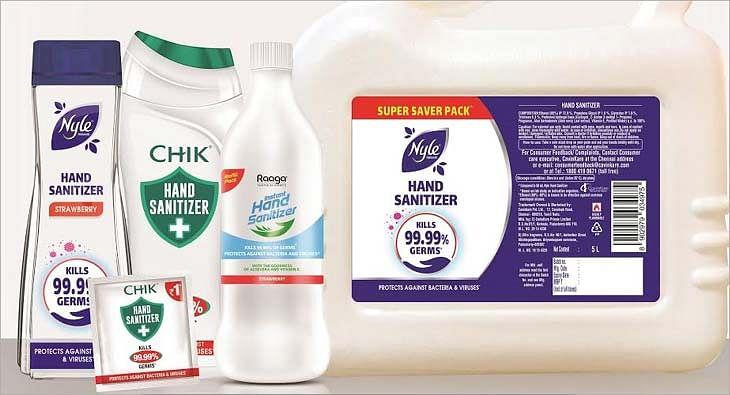 CavinKare Hand Sanitizers