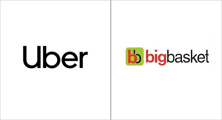 Uber and bigbasket