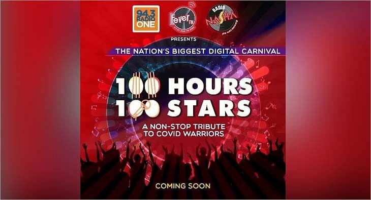 Fever FM 100 Hours 100 Stars?blur=25