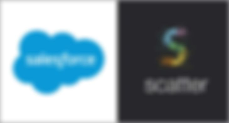 Salesforce and Scatter