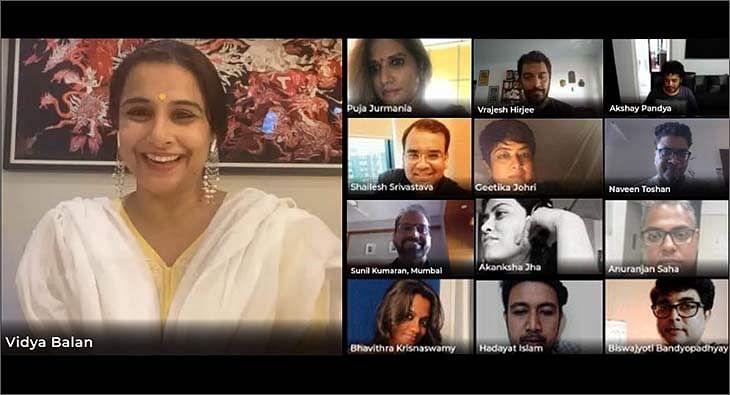 Vidya Balan on BIG FM
