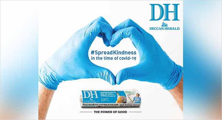 Deccan Herald Spread Kindness Campaign?blur=25