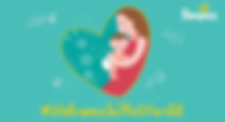 Pampers Welcome to the World Ad