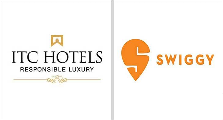 ITC Hotels and Swiggy