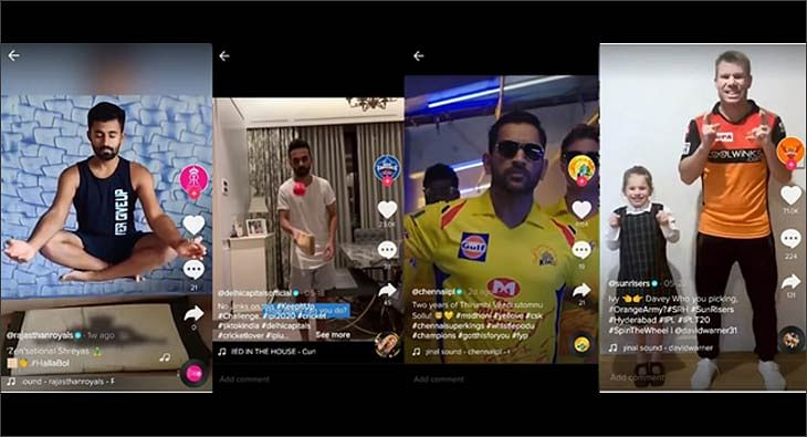 IPL Teams on TikTok?blur=25