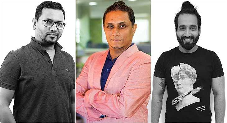 Sajid Dadarkar, Porus Jose and Ashwini Vyas?blur=25