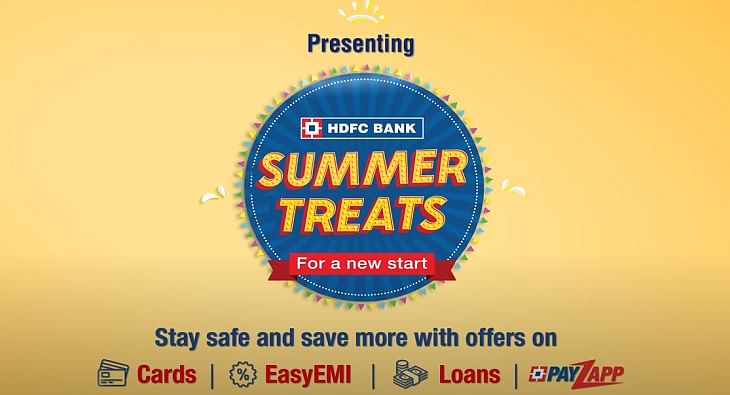 HDFC Summer Treats