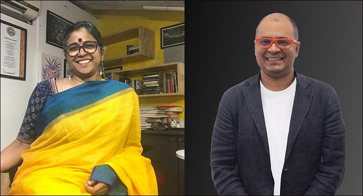TBWA appoints Namrata Nandan and Srijib Mallik  as executive directors?blur=25