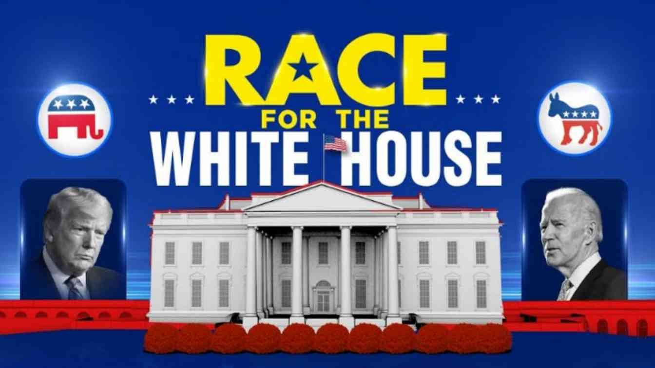 Race for the White House?blur=25