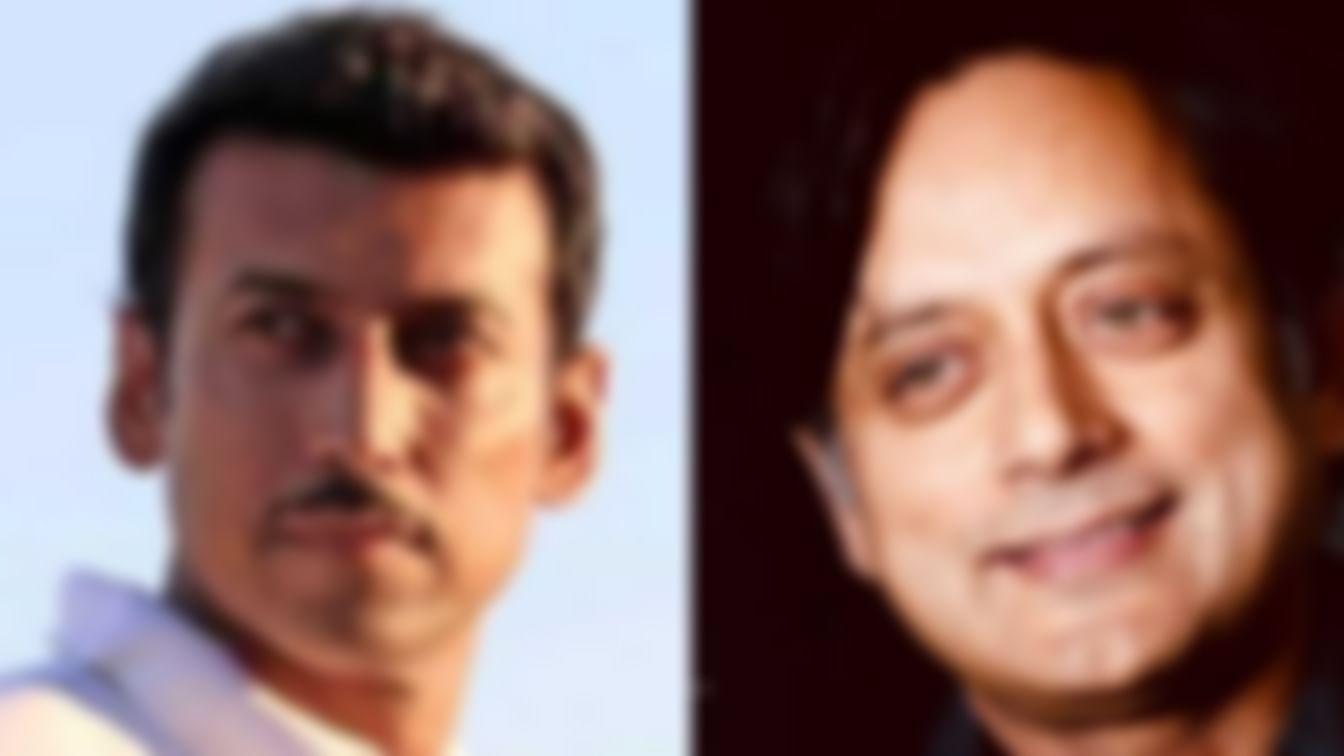 Rajyavardhan Singh Rathore to Shashi Tharoor