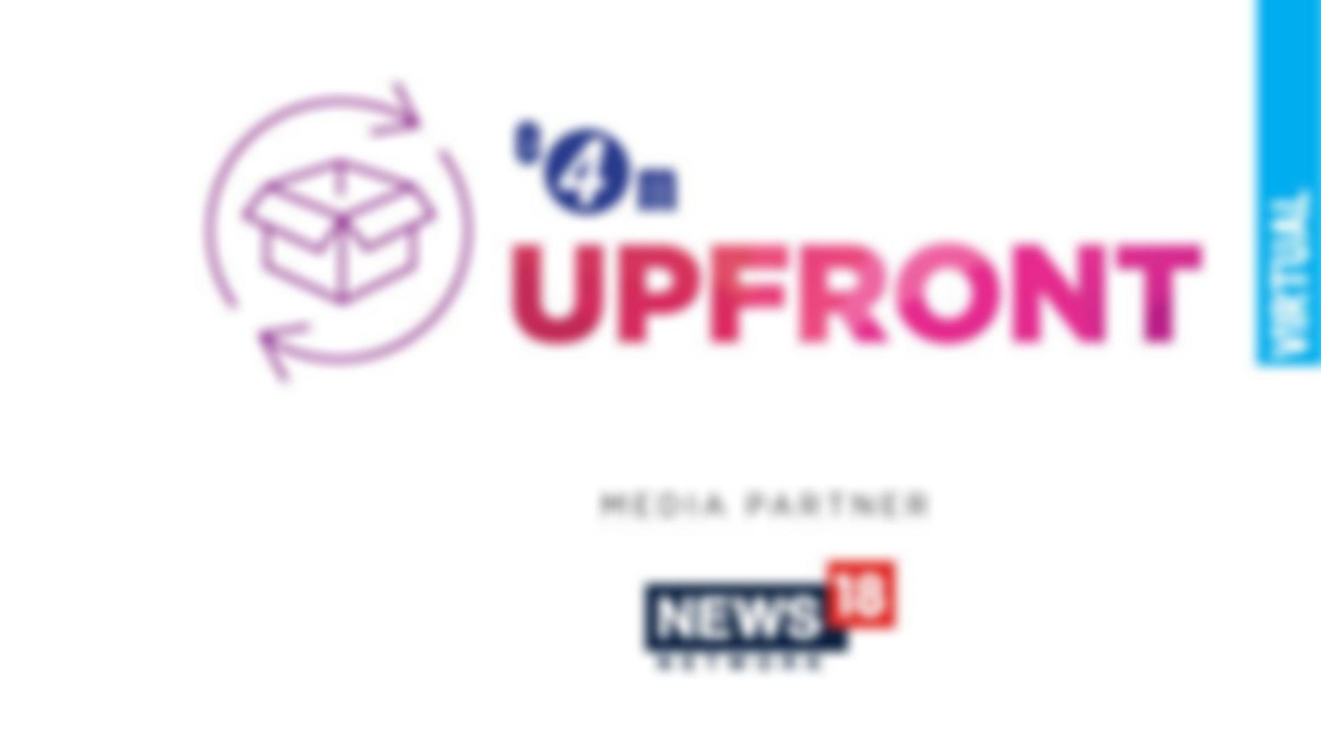 content upfront