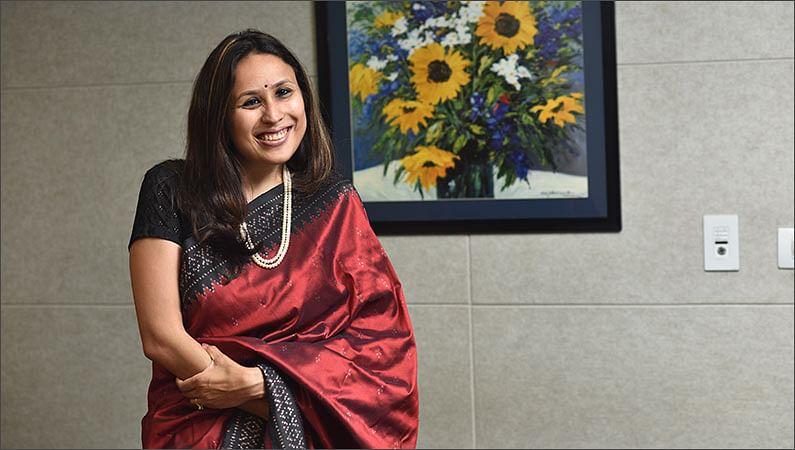 Radhika Gupta?blur=25