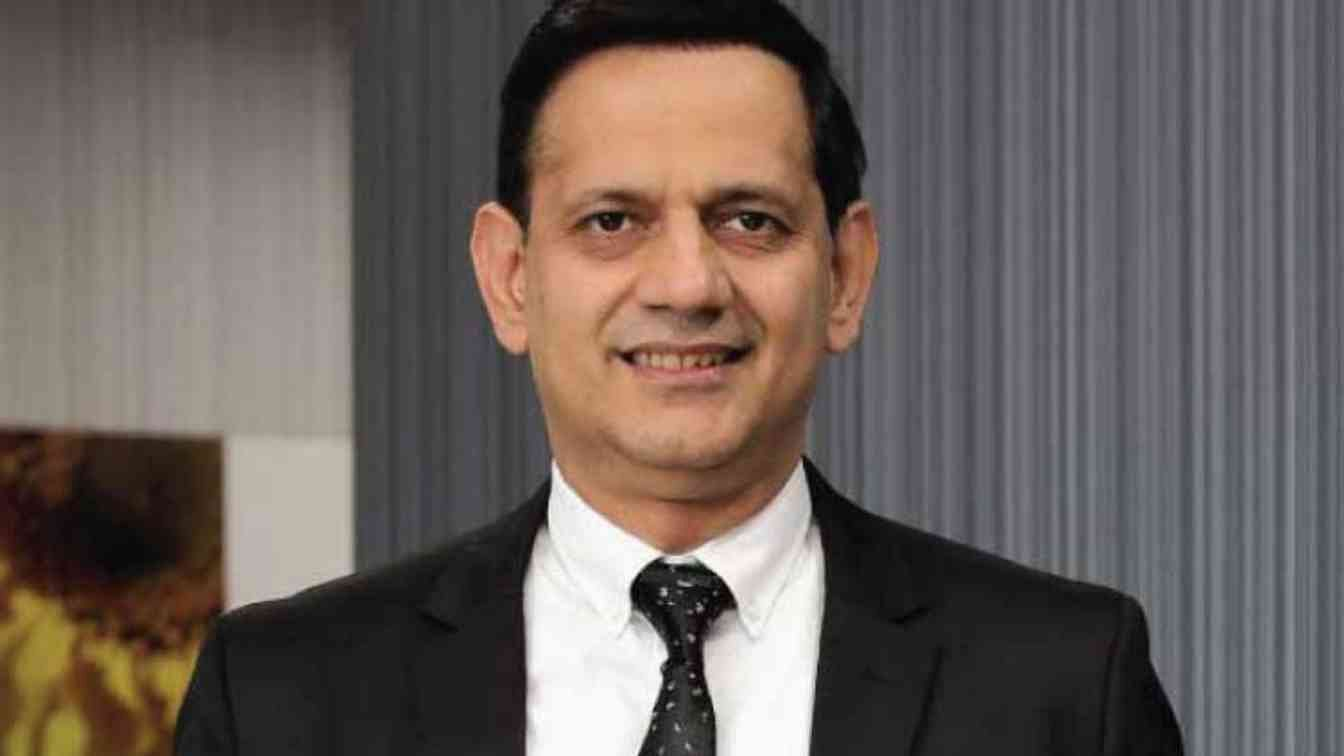 Ajay Khanna, CMO, Amway India?blur=25