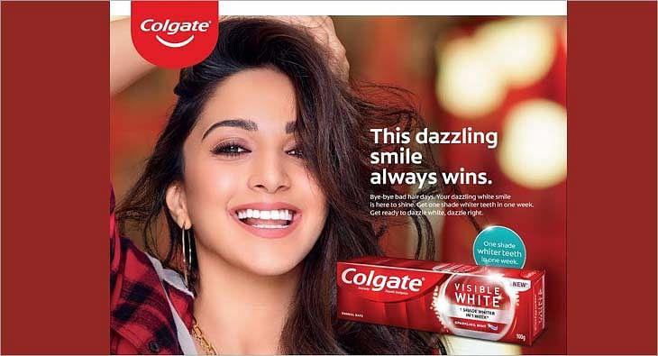 colgate - Kiara Advani?blur=25