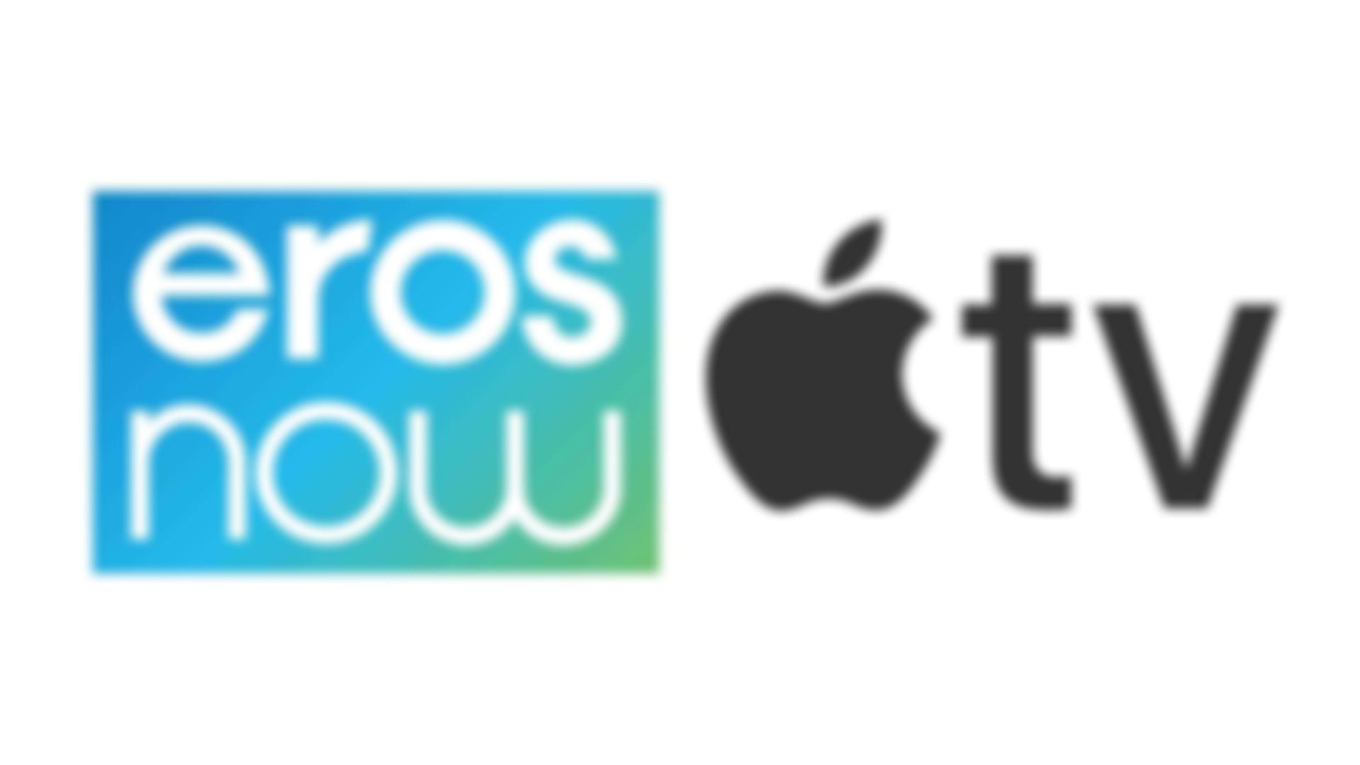 eros now apple tv