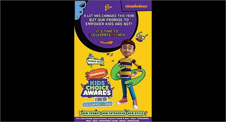 Nickelodeon - Kids' Choice Awards 2020?blur=25