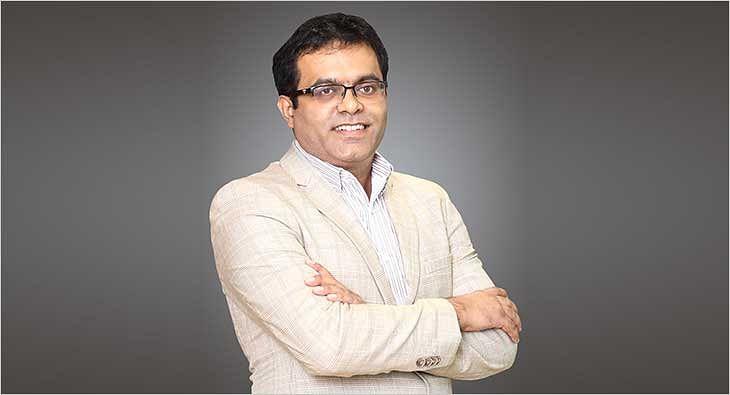 Prabhakar Tiwari, CMO, Angel Broking?blur=25