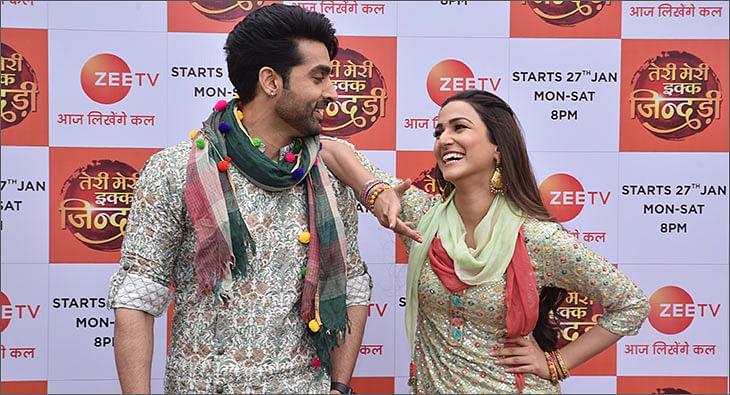 Zee TV's teri meri ek zindadi?blur=25
