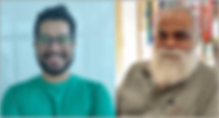 Tanuj Khanna & Suresh Eriyat