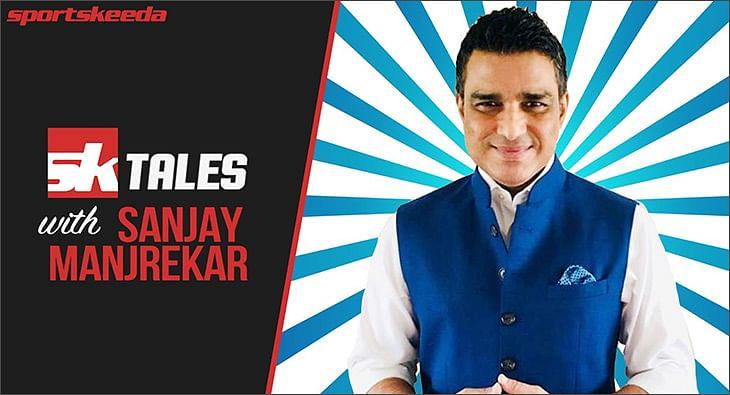 Sanjay Manjrekar?blur=25