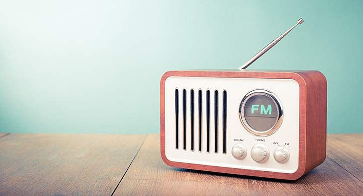 retail brands ad volumes on radio