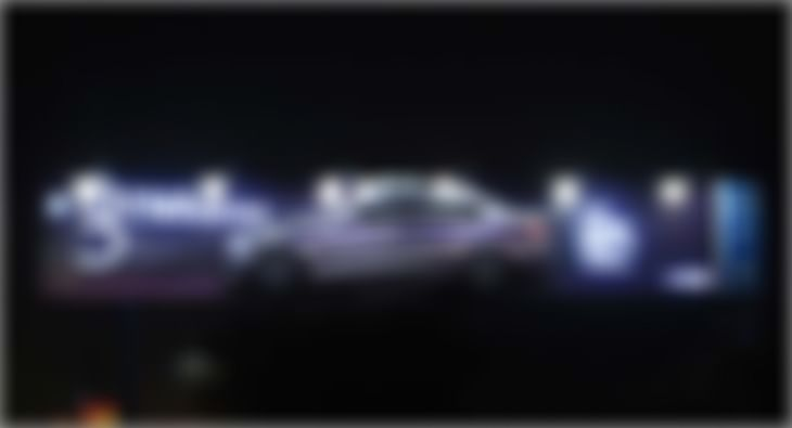BMW OOH campaign