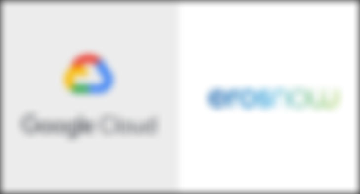 Google Cloud - Eros Now