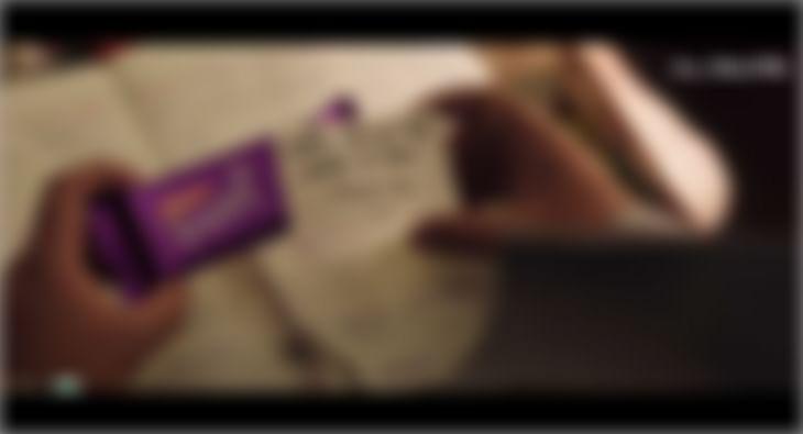 Cadbury - Thank you Bar