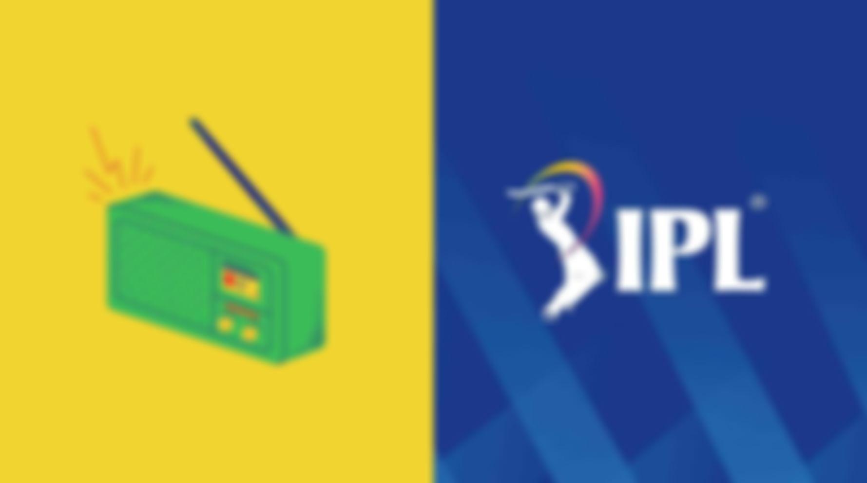 radio branding activities ipl 2021