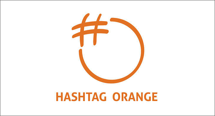 Hashtag Orange