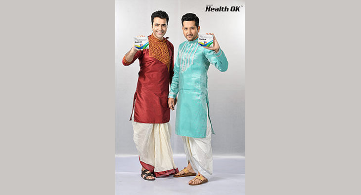 Parambrata and Abir