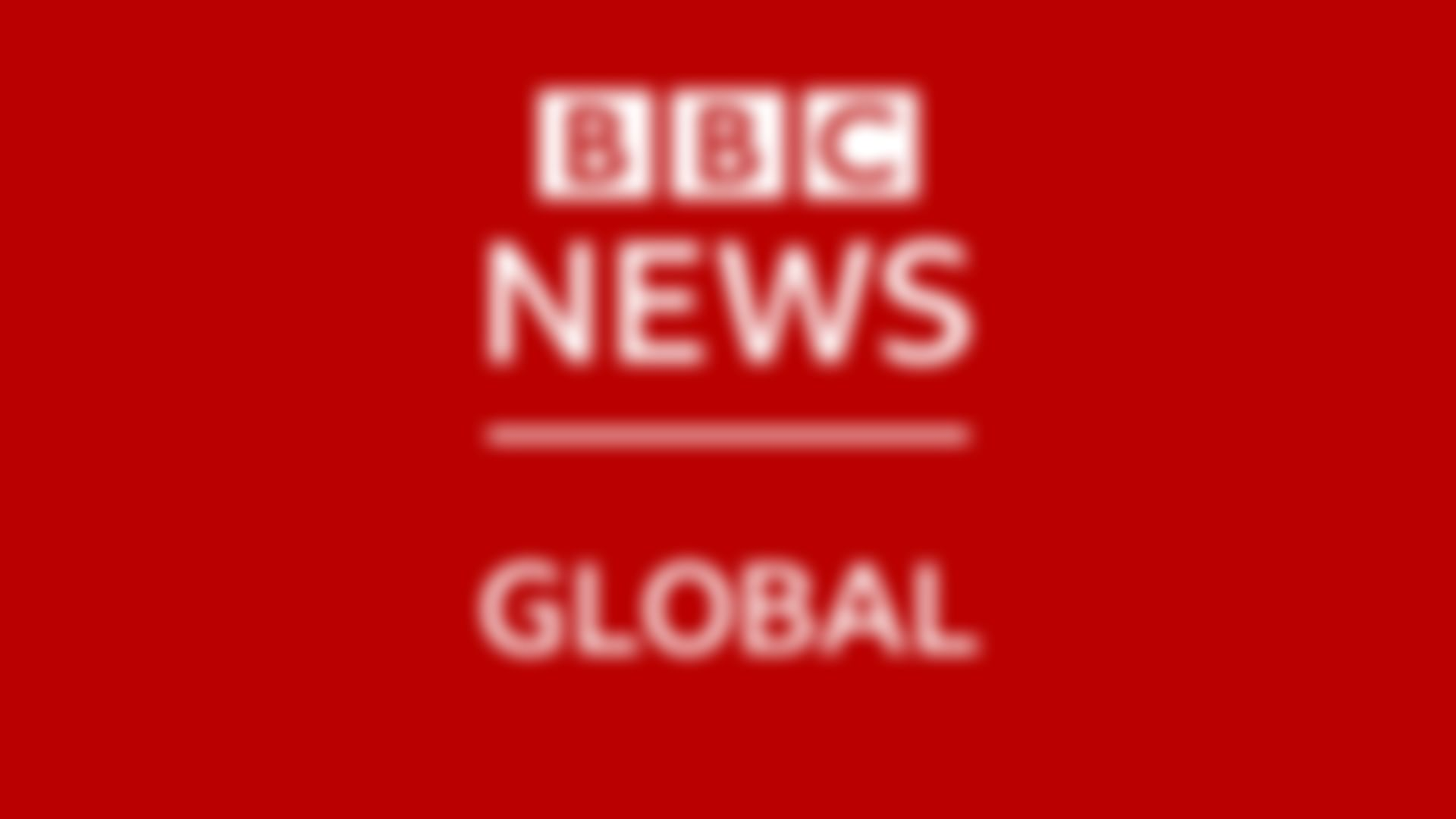 bbc news global