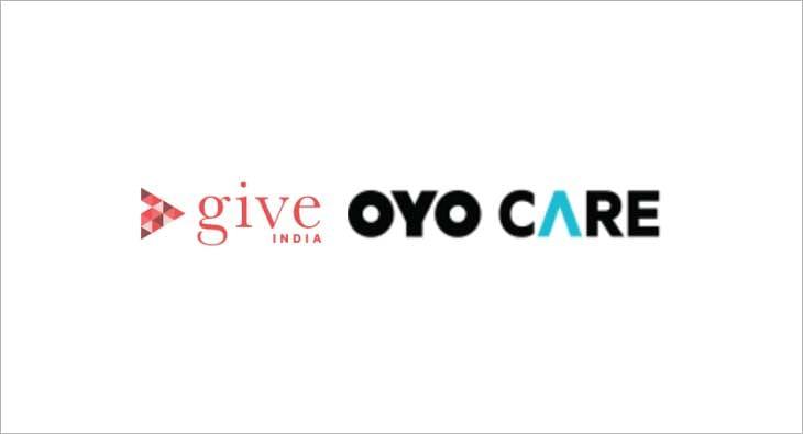 GiveIndia - Oyo