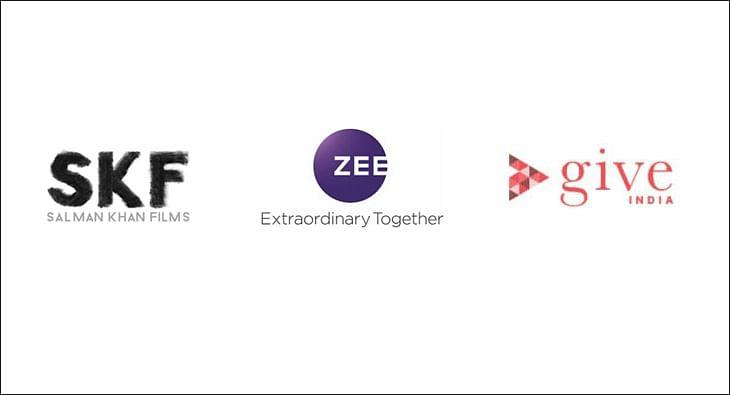 ZEE - SKF - GiveIndia