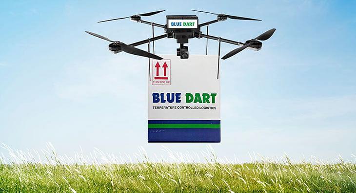 Blue Dart Med-Express Consortium