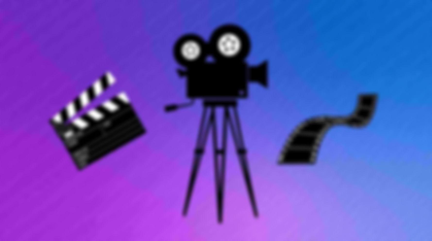 TV shoot