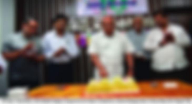 Namasthe Telangana' celebrates 10th Anniversary