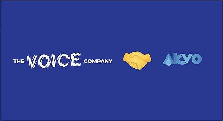 The Voice Company bags creative mandate of Akvo?blur=25