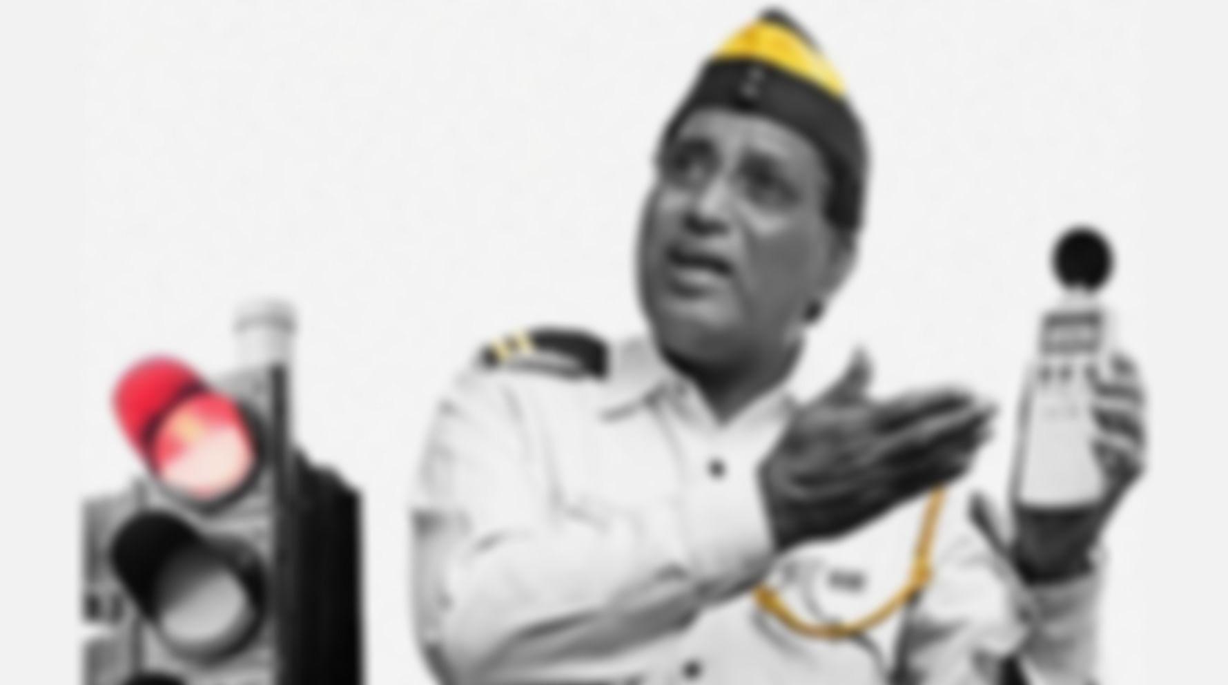 Mumbai Police Cannes Lions 2021 Punishing Signal