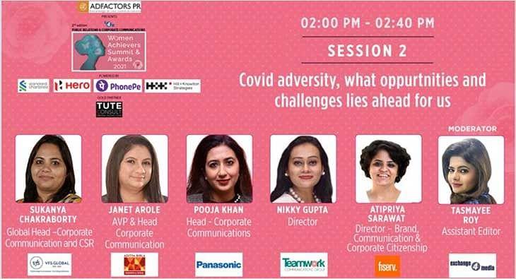 PR and Corp Comm Women Achievers Summit & Awards?blur=25