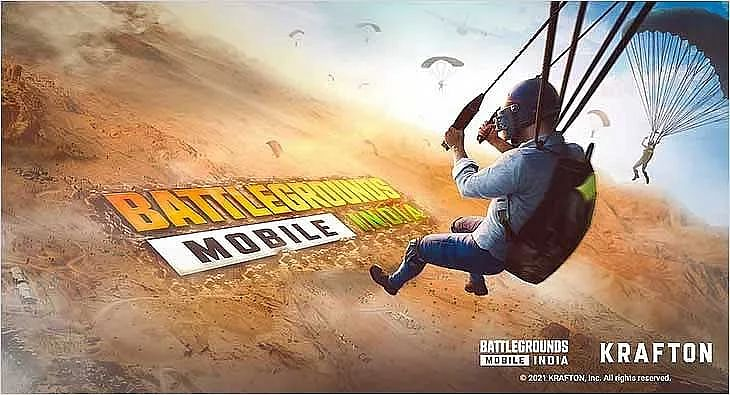 Battlegrounds Mobile India game?blur=25