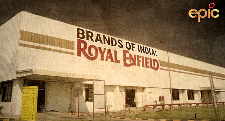 factual documentary special,Royal Enfield - Brands of India?blur=25