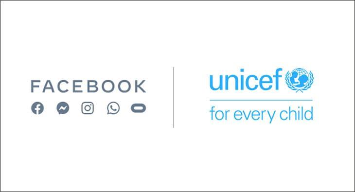Facebook - UNICEF?blur=25