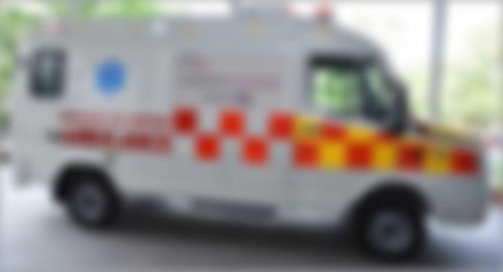 LG ambulance