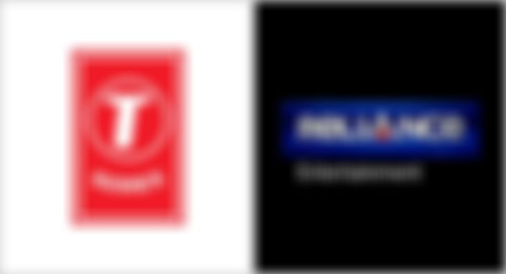 t-series reliance