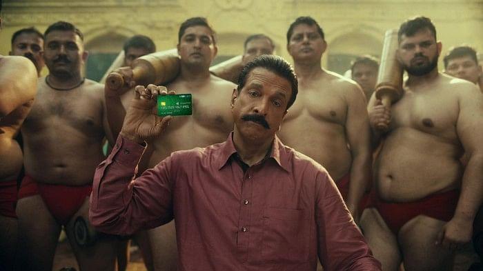 SBI Card Festive Offer Campaign - Akhada?blur=25