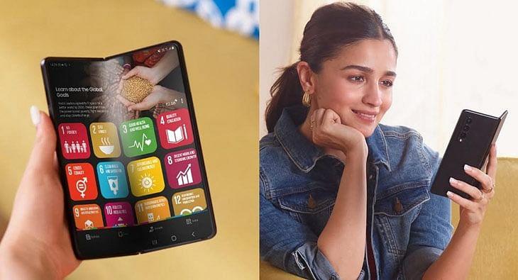 Alia Bhatt - Samsung