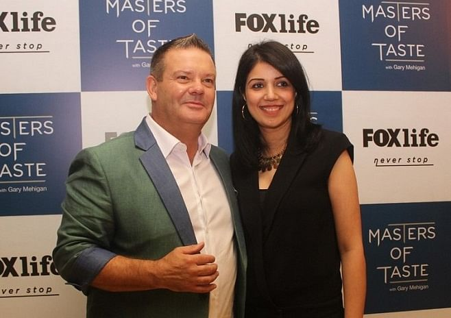 Gary Mehigan and Swati Mohan Fox Life?blur=25
